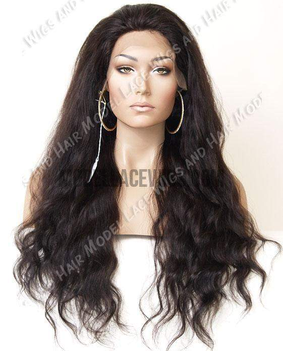 Bodywave Full Lace Wig | Model Lace Wigs and Hair