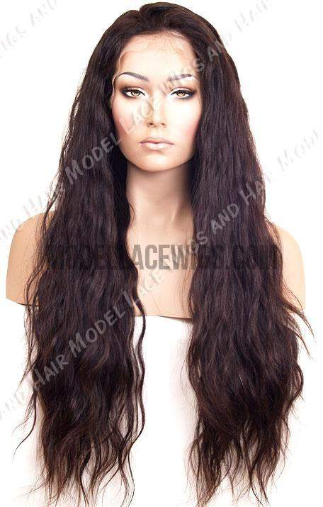 Brazilian Remy Full Lace Wig | Model Lace Wigs and Hair