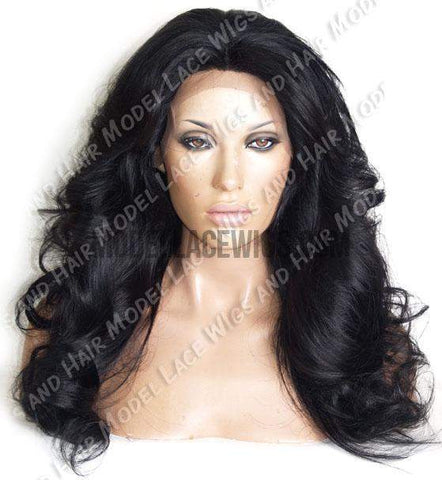 Full Lace Wig (Adara) Item#: 5678-Model Lace Wigs and Hair