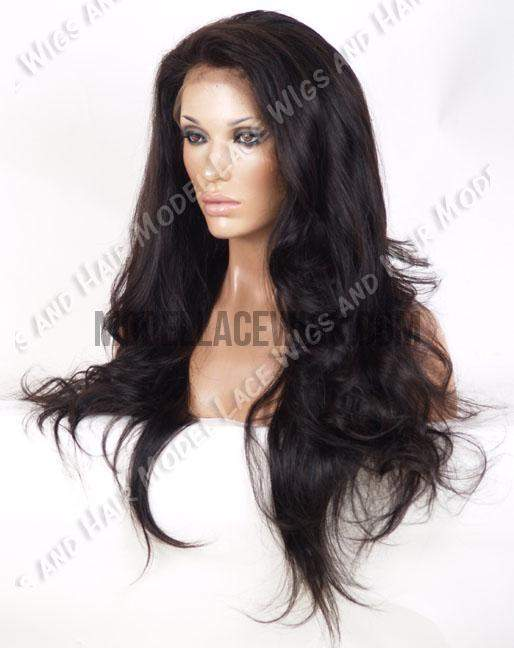 Full Lace Wig (Adele) Item#: 1036-Model Lace Wigs and Hair