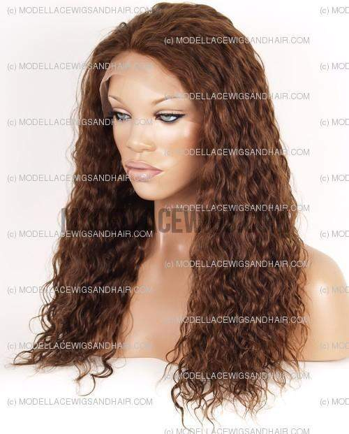 Custom Full Lace Wig (Aida) Item# 509 HDLW