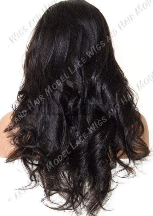 Full Lace Wig (Alexis) Item#: 221-Model Lace Wigs and Hair