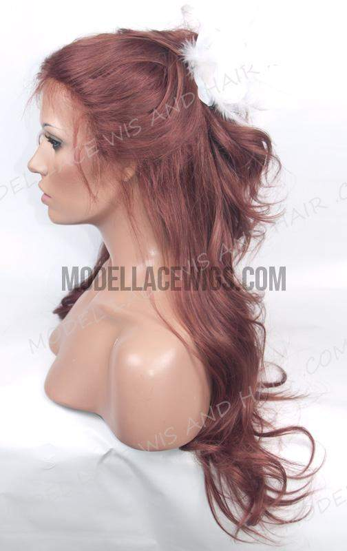 Custom Full Lace Wig (Alexis) Item#: 857 | Processing Time 6-8 wks