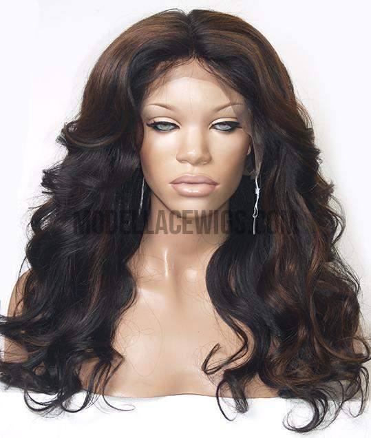 Custom Full Lace Wig (Amira) Item# 505 HDLW