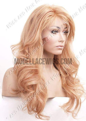 Custom Full Lace Wig (Amya) Item#: 7815 HDLW