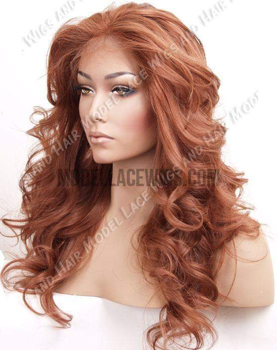 Custom Full Lace Wig (Amya) Item#: 7894