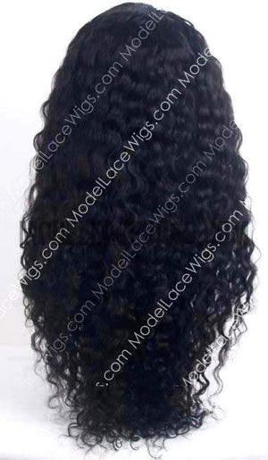 Full Lace Wig (Anne) Item#: 165A-Model Lace Wigs and Hair
