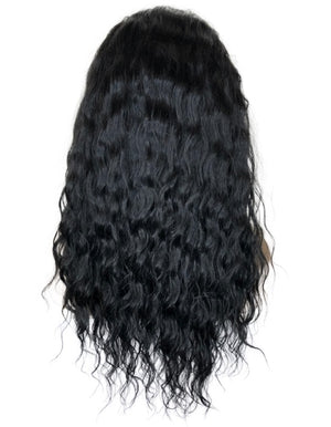 Clearance Glueless Lace Front Wig Silk Top (Mika) Item #: LF569 | Ships Within 24 Hours