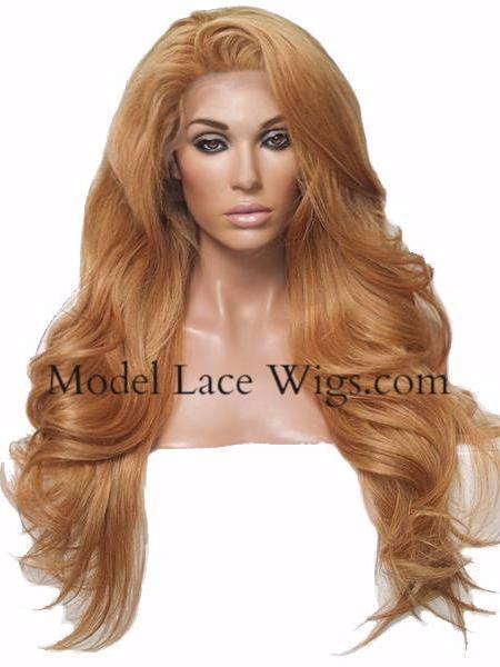 Super Long Full Lace Wig – Model Lace Wigs and Hair bbe81a116
