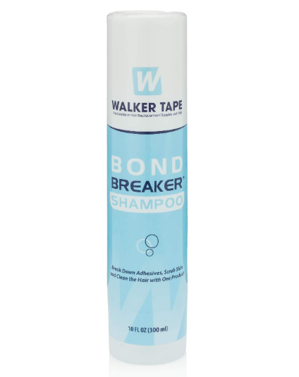 Bond Breaker Shampoo by Walker Tape 10 ounce