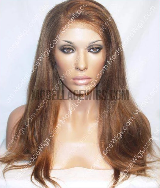 Custom Full Lace Wig (Cassie) Item#: 801