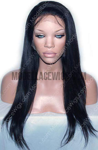 Full Lace Wig (Charie) Silk Top Item#: 625