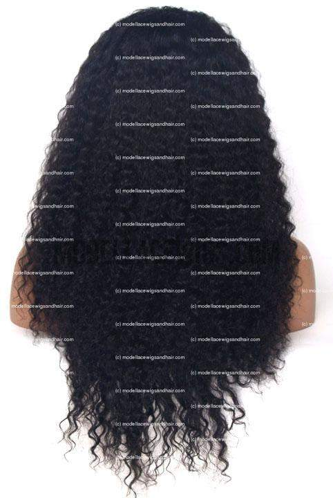 Custom Full Lace Wig (Chloe) Item#: 888 HDLW