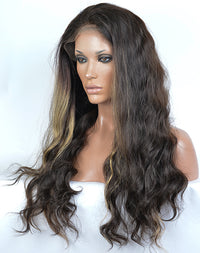 Lace Front Wig (Leslie) LUXE Item#: F478
