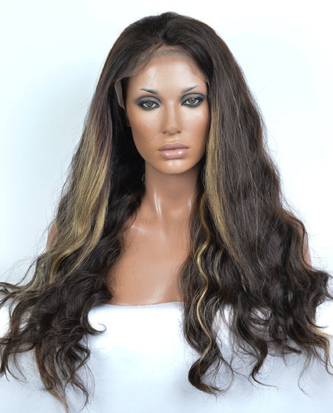 Glueless Lace Front Wig (Leslie) LUXE Item#: F478