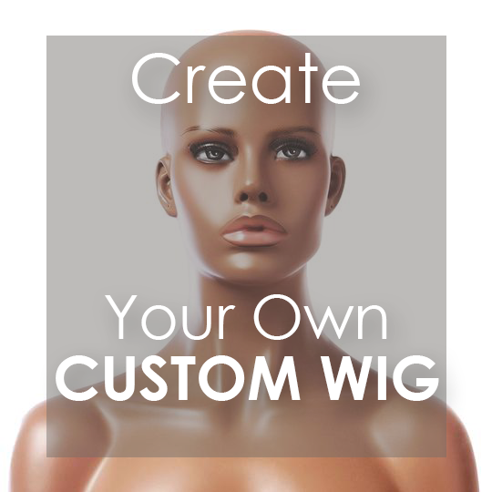 Create Your Own Unique Custom Lace Wig