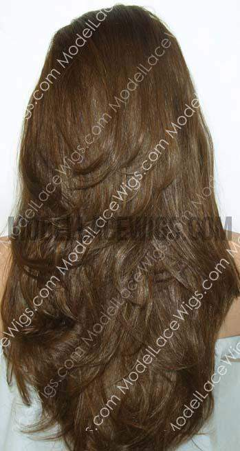 Custom Full Lace Wig (Emile) Item#: 594