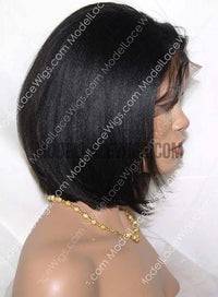 Full Lace Wig (Felice) Item# 259 • Light Brn Lace