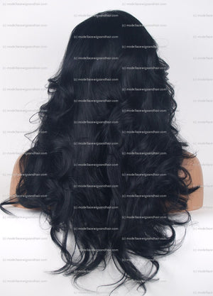 150% Density of Lace Front and Nape Wig (Samuela) Item#: FN45