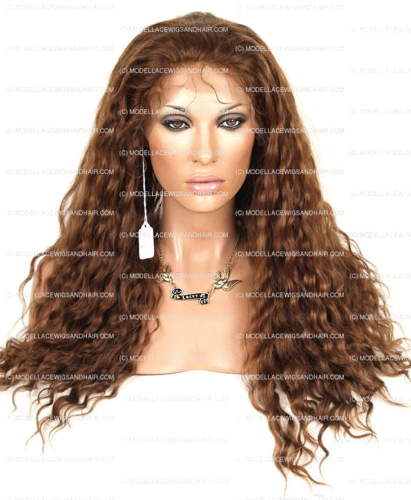 Custom Lace Front Wig (Aster) Item#: FN48 HDLW