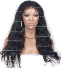 Lace Front and Nape Wig (Lady) Item#: FN49