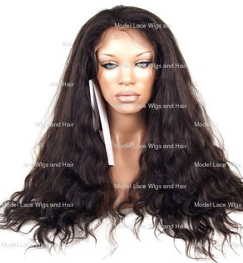 Lace Front and Nape Wig (Claudia) Item#: FN57