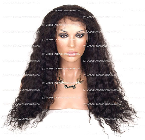 Lace Front and Nape Wig (Anne) Item#: FN58