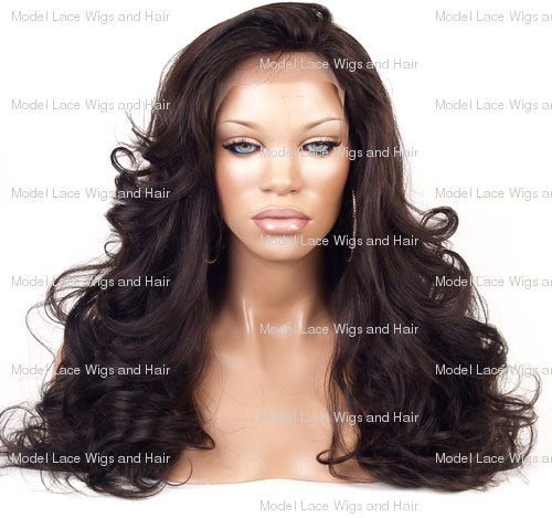 Lace Front and Nape Wig (Ryder) FN63