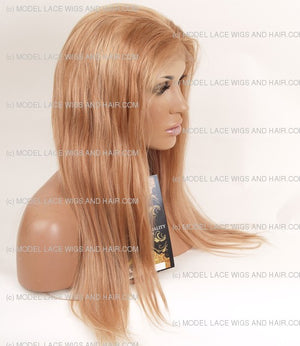 Lace Front and Nape Wig (Charie) Item#: FN76