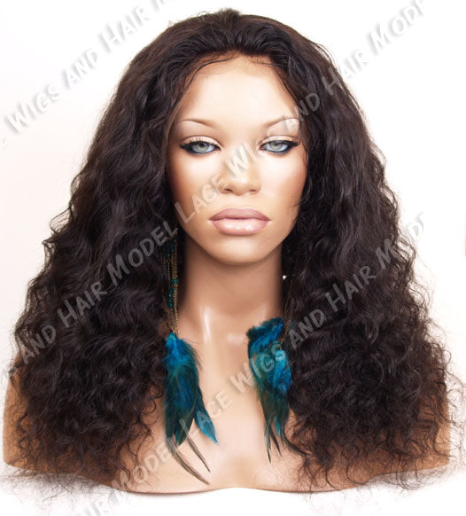 Lace Front and Nape Wig (Loretta) Item#: FN87