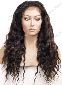 Lace Front and Nape Wig (Lady) Item#: FN89