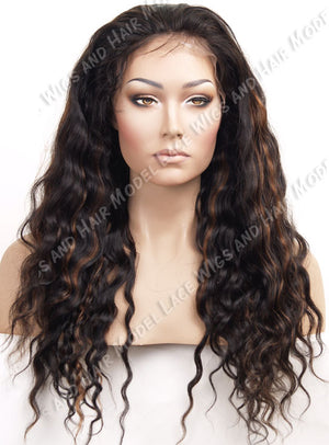1B/30 Lace Front Wig | Model Lace Wigs and Hair
