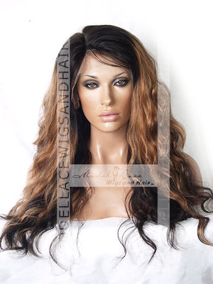 Custom Lace Front Wig (Sabelle) LUXE