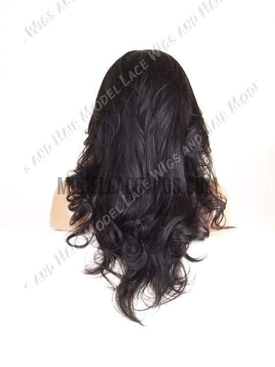 Full Lace Wig (Kylie) Item#: 3457-Model Lace Wigs and Hair