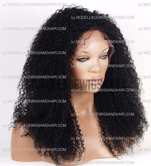 Full Lace Wig (Georgia) Item#: 855A-Model Lace Wigs and Hair