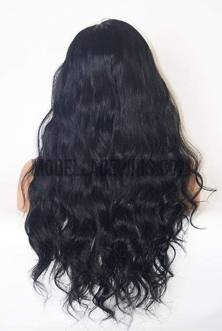 Glueless Full Lace Wig (Jodi) Item#: G523-Model Lace Wigs and Hair