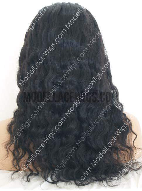 Full Lace Wig (Haidee #1B) Item#: 235