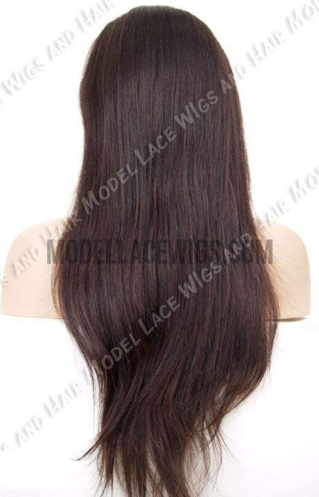 Straight Full Lace Wig (Haile) Item#655 HDLW