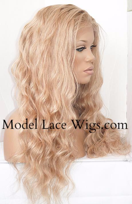 Custom Item# 6587 (Liana) Full Lace Wig HDLW