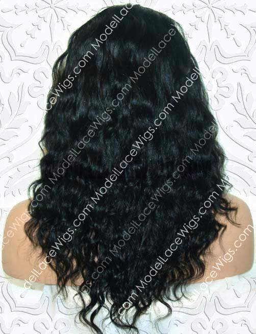 Full Lace Wig (Ina) Item#: 197-Model Lace Wigs and Hair