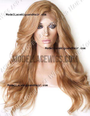 Custom Full Lace Wig (Iris) Item# 3464 HDLW
