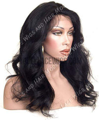 Full Lace Wig (Kendra) Item# 901-Model Lace Wigs and Hair