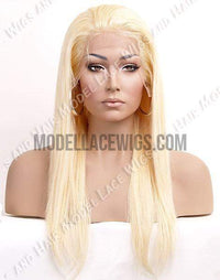 Blonde Lace Front Wig | Model Lace Wigs and Hair