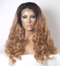 Custom Lace Front Wig (Jaime) LUXE Item#: F474
