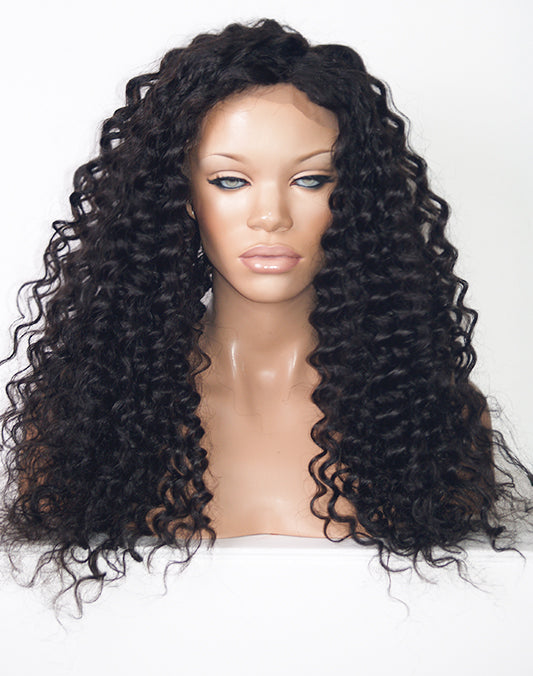 Lace Front Wig (Janet) Item#: F1702