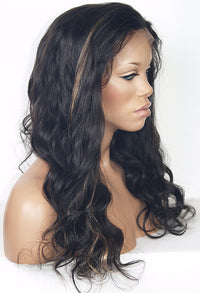Lace Front Wig (Shana) LUXE Item#: F477