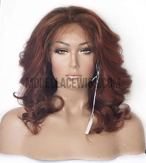 Custom Glueless Full Lace Wig (Sheryl) Item #: FL88
