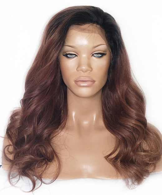 SOLD CLEARANCE IN-STOCK Lace Front Wig (Dasha) Item #: LF132