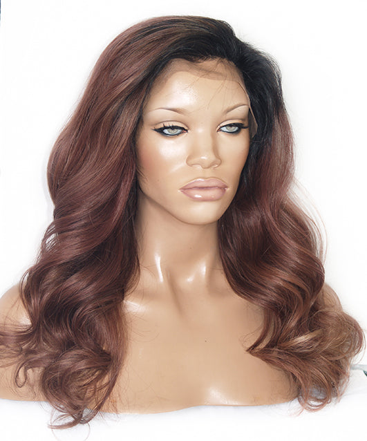 IN-STOCK Lace Front Wig (Dasha) Item #: LF132