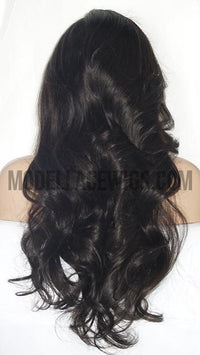 Lace Front Wig (Millicent) Item#: F669 HDLW • Light Brn Lace